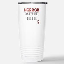 Horror Movie Geek Travel Mug