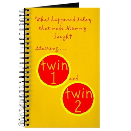 Journal for Mothers of TWINS
