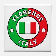 Cute Livorno Tile Coaster