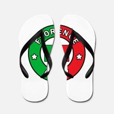 Florence Italy Flip Flops
