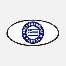 Thessaloniki Greece Patch