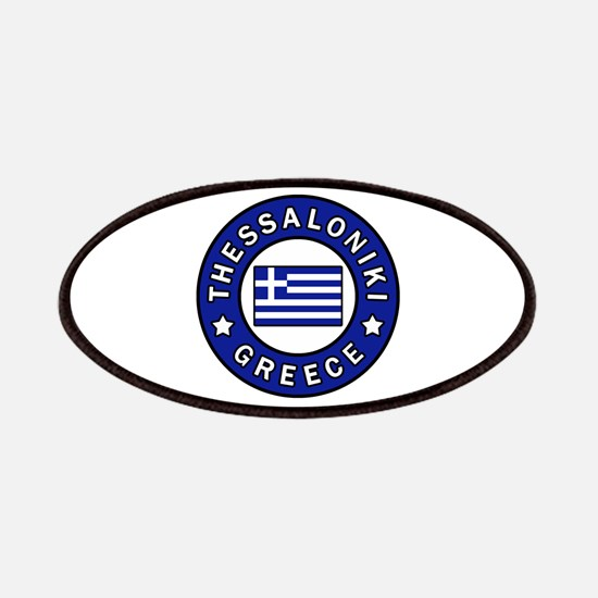Thessaloniki Greece Patch