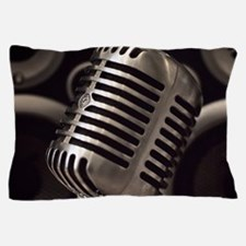 Microphone Pillow Case