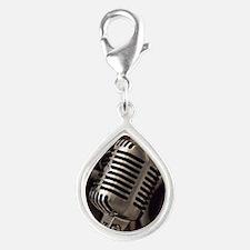 Microphone Charms