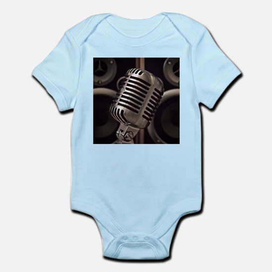 Microphone Body Suit
