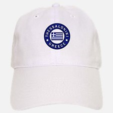 Thessaloniki Greece Baseball Baseball Cap