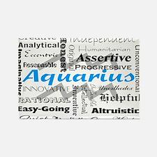 Aquarius Collage Magnets