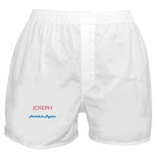 Joseph - Available for Playda Boxer Shorts