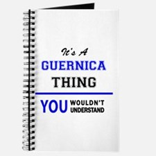 It's a GUERNICA thing, you wouldn't unders Journal