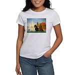 Sailboats / Dachshund Women's T-Shirt
