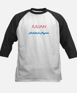 Julian - Available for Playda Tee