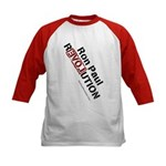 Ron Paul Kids Baseball Jersey