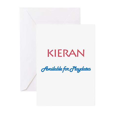 Kieran - Available for Playda Greeting Cards (Pk o