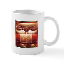 Funny African american santa Mug