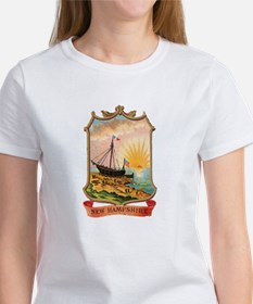 New Hampshire Coat of Arms Tee