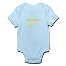 BARRETT thing, you wouldn't understand ! Body Suit