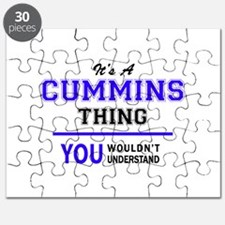 It's CUMMINS thing, you wouldn't understand Puzzle