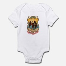 New Mexico Coat of Arms Infant Bodysuit
