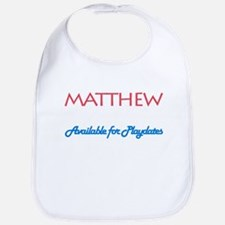 Matthew - Available for Playd Bib