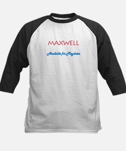 Maxwell - Available for Playd Tee