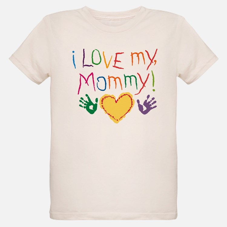 i luv mom T-Shirt