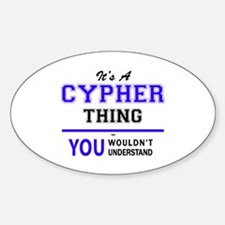It's CYPHER thing, you wouldn't understand Decal