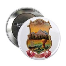 Ohio Coat of Arms Button