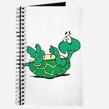 Scared Little Turtle Journal