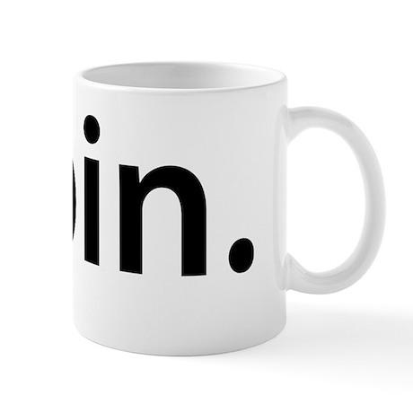 iSpin. Mug
