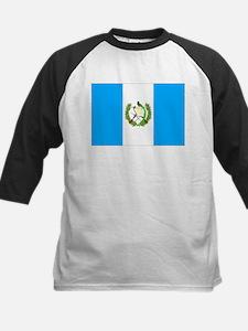 Guatemala Kids Baseball Jersey