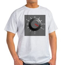 Eleven Ash Grey T-Shirt