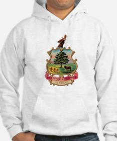Vermont Coat of Arms Hoodie