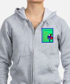 Funny Daycare Zip Hoodie