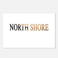 North Shore Postcards (package Of 8)