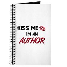 Kiss Me I'm a AUTHOR Journal