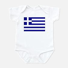 Greece Infant Bodysuit
