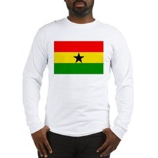Ghana Long Sleeve T-Shirt