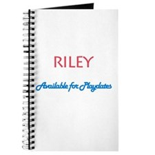 Riley - Available for Playdat Journal