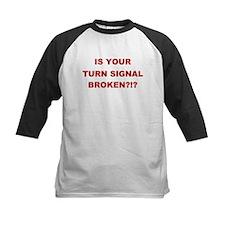 Turn Signal Stacked Tee