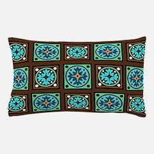 Amish Textile Print Pillow Case