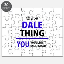 It's DALE thing, you wouldn't understand Puzzle