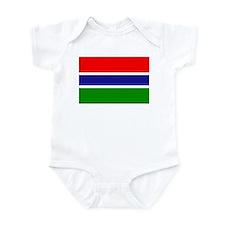 Gambia Infant Bodysuit