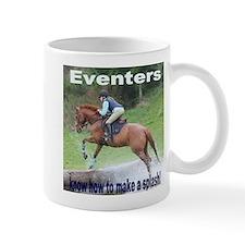 """""""Eventers know how to make a splash"""" Mug"""