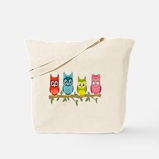 Funny Owl totes Tote Bag