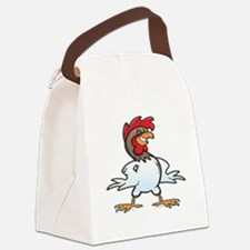 Cool Ringer Canvas Lunch Bag