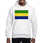 Gabon Hooded Sweatshirt