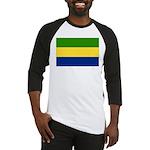Gabon Baseball Jersey