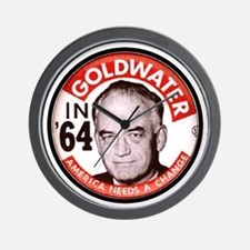 Goldwater-2 Wall Clock