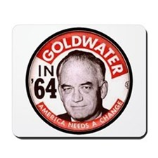 Goldwater-2 Mousepad