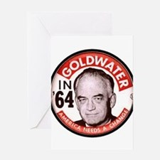 Goldwater-2 Greeting Card